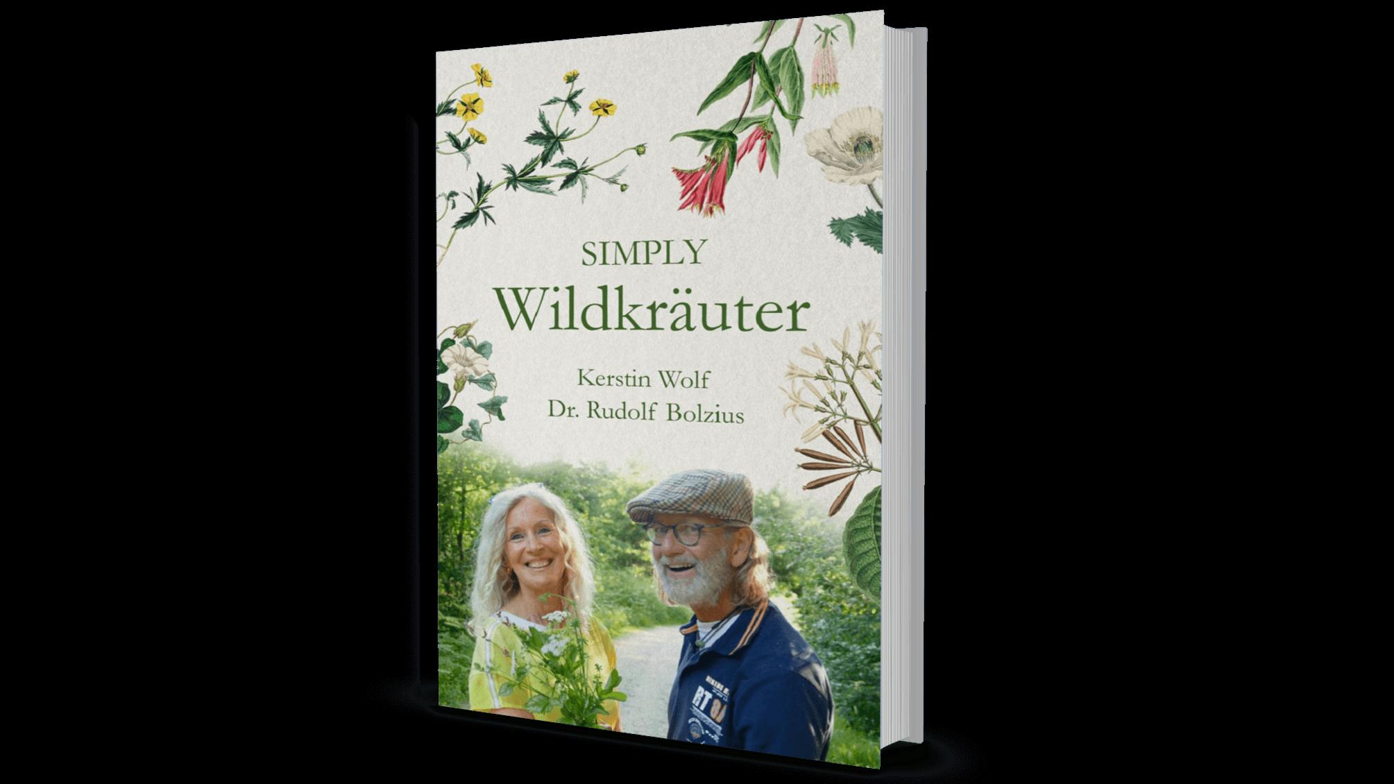 Buch: SIMPLY Wildkräuter